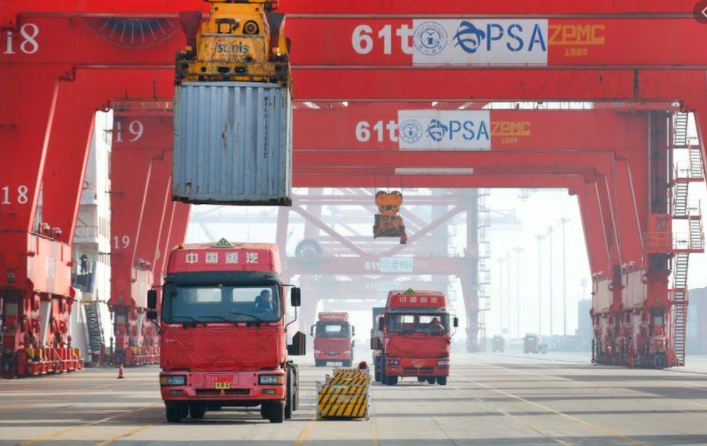 China-EU economic and trade exchanges buck the trend in the epidemic