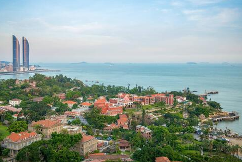 Xiamen's foreign trade is growing strongly