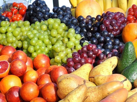 80% of Mongolia's fruits and vegetables are imported from China