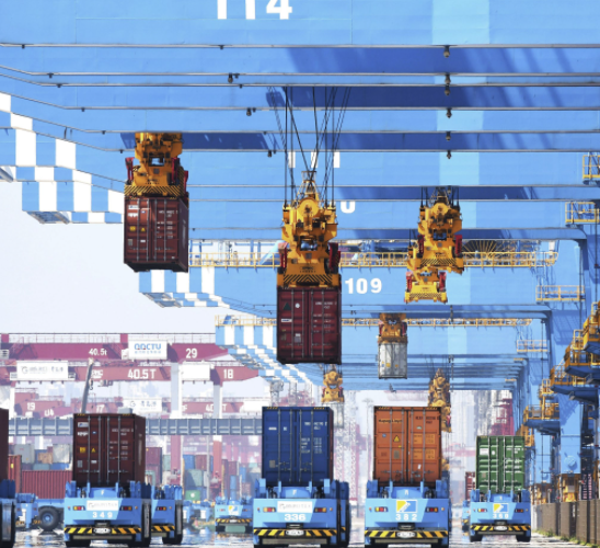 China's export growth will slow