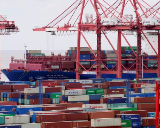 Finland's exports to China surged in March