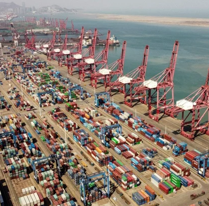 In the first half of the year, China's imports and exports to RCEP trading partners increased by 22.7% year-on-year