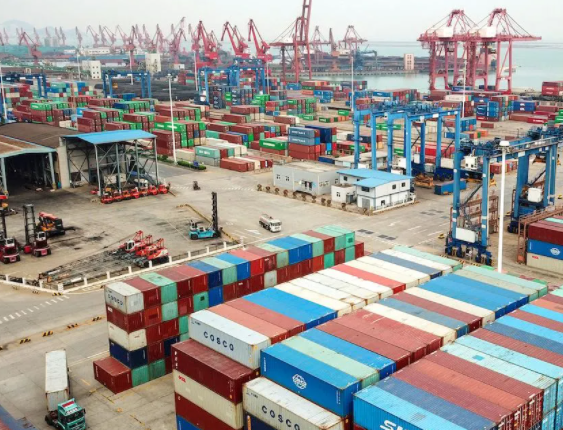 In the first half of the year, China's procurement and exports increased by more than 49%